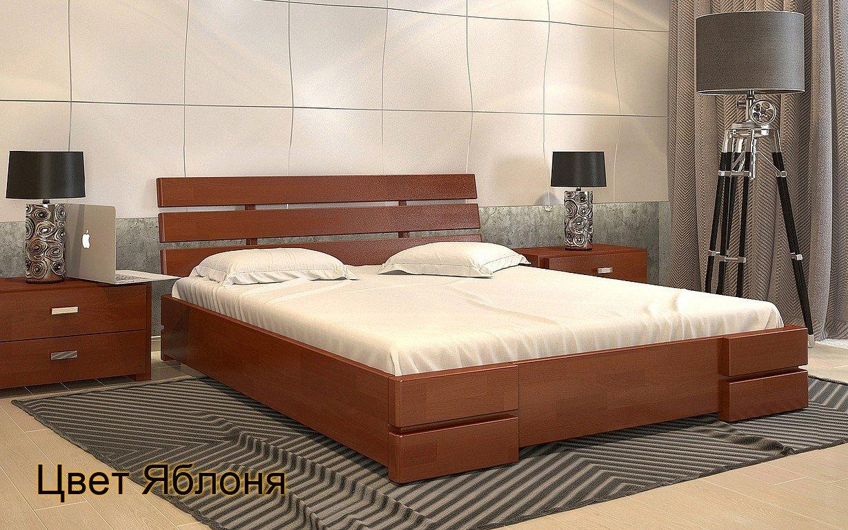 Кровать Дали Люкс Arbor Drev. Фото 5