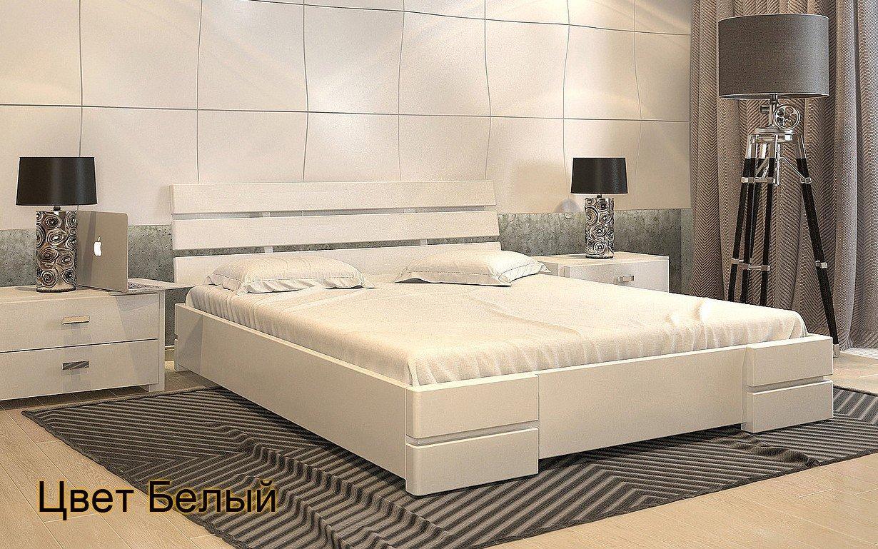 Кровать Дали Люкс Arbor Drev. Фото 6